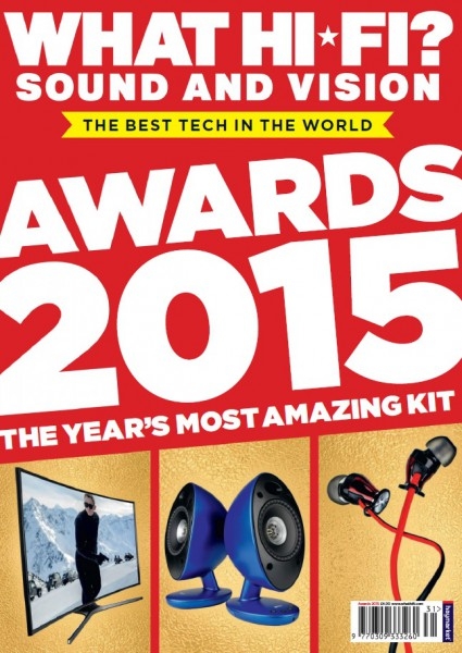 What Hi-Fi Sound and Vision UK Awards 2015